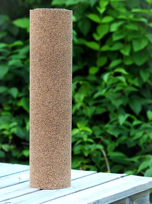 Cork Yoga mat + mat carry strap