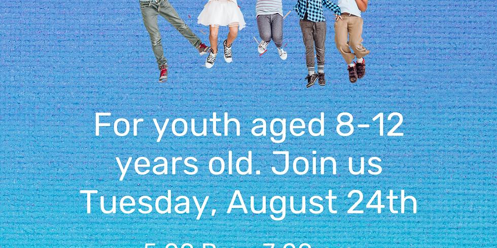 JR Youth Drop In