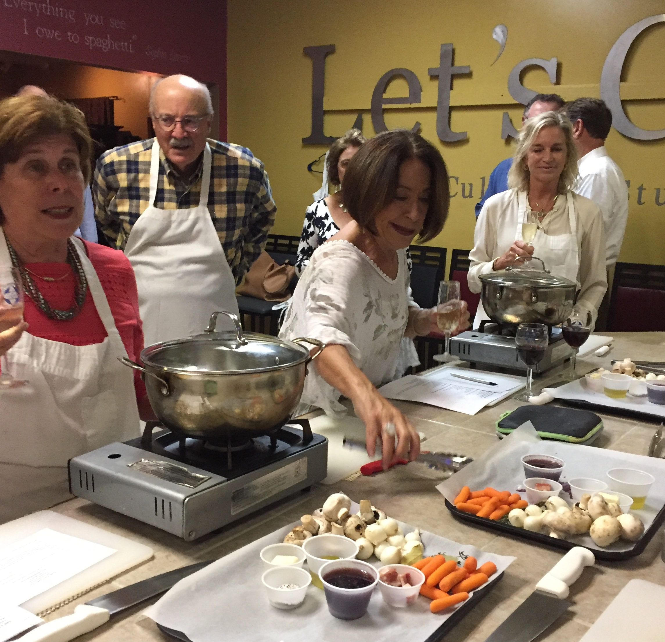 Couples Cooking Plus 2 June 15th