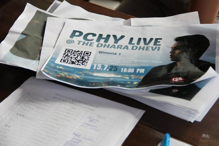 Pchy Live@DharaDhevi