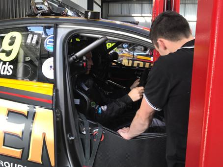 Race Car Seat fits