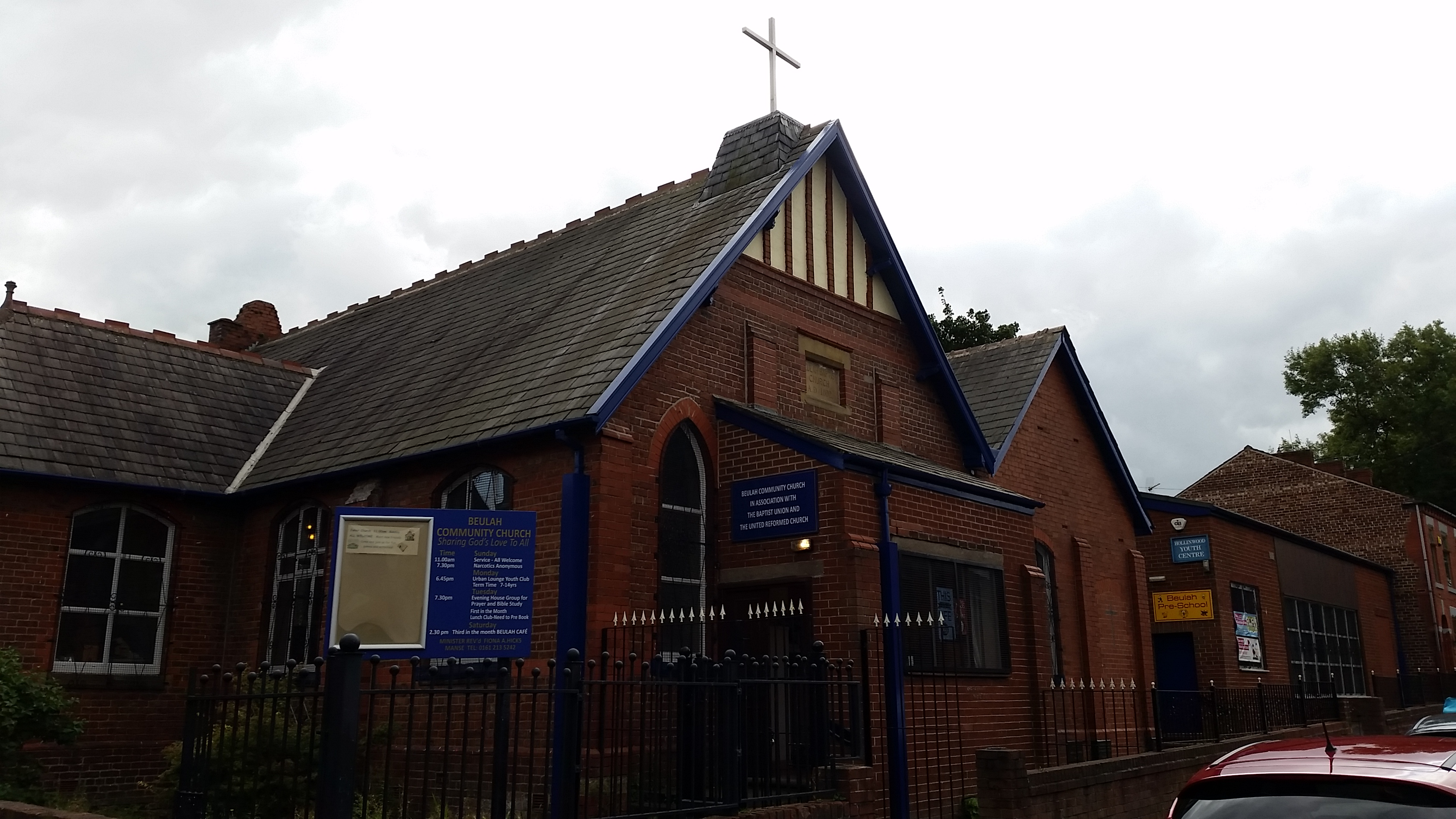 Beulah Community Church, Oldham