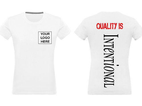 Quality is Intentional