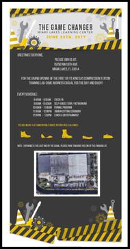 Custom Event Email