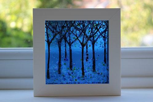 True Blue Woodland