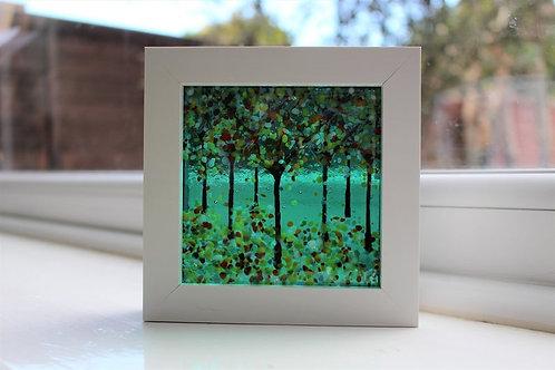 Emerald Dreams Woodland Picture