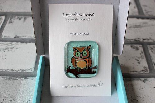 Wise Words Letterbox Icon