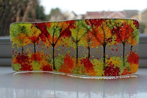 Autumn Days Sculpture