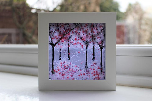 Spring Blossom Woodland Picture