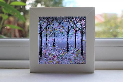 Lavender Dreams Woodland Picture
