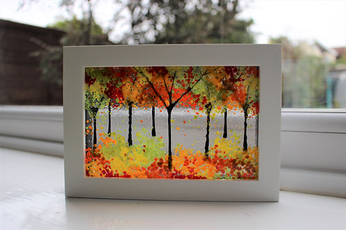 Autumn Memories Woodland Picture