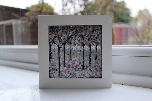 Silver Woodland Picture