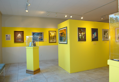 installation of traveling exhibits korshak