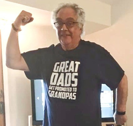 My Dad Talks About His 50 Pound Weight Loss and Healthy Lifestyle Journey