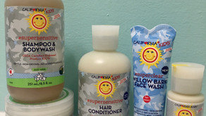 CALIFORNIA BABY - 100% Plant-Based Pure + Gentle Skincare Products - August Spotlight