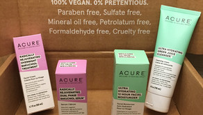 October Spotlight - Why I Love ACURE - Non-Toxic Skin, Hair + Body Products