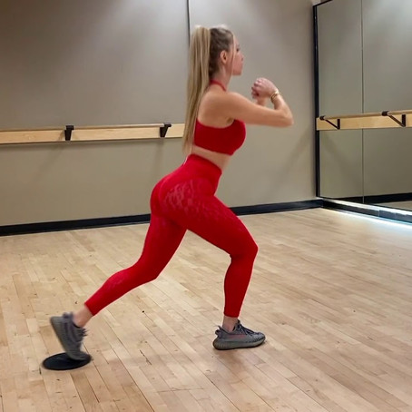 At Home Fitness with Amanda Lee