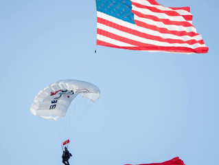 High-Flying Fun for a Good Cause at Va Beach Patriotic Festival