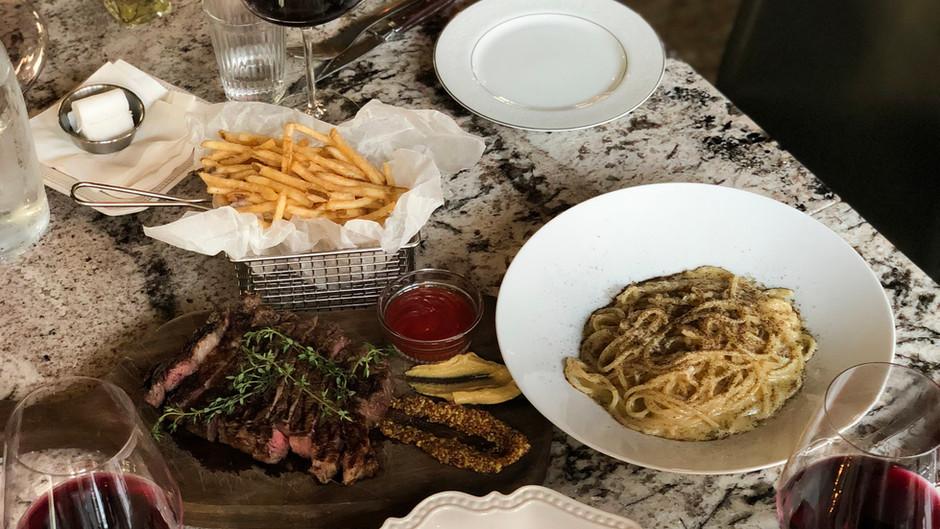 Favourite Italian Restaurants In Seoul