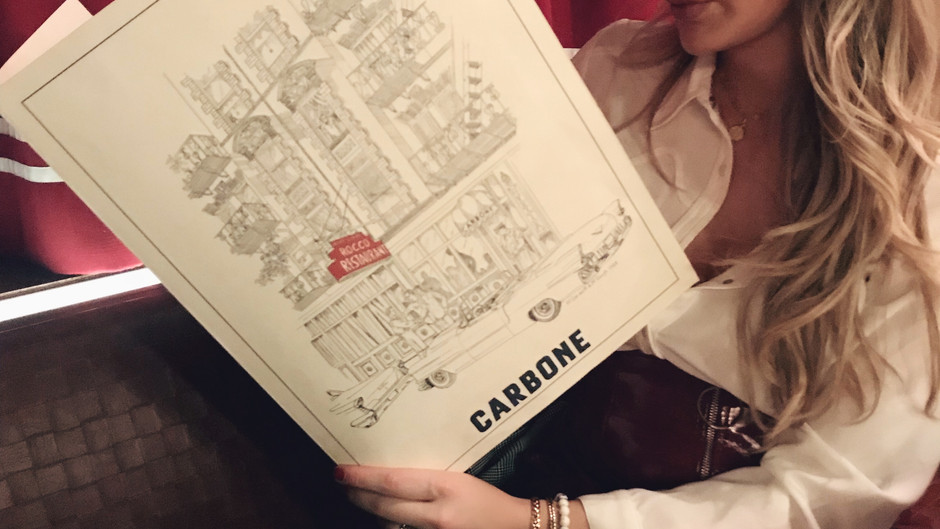 Night Out In Hong Kong - Carbone & Ce La Vie
