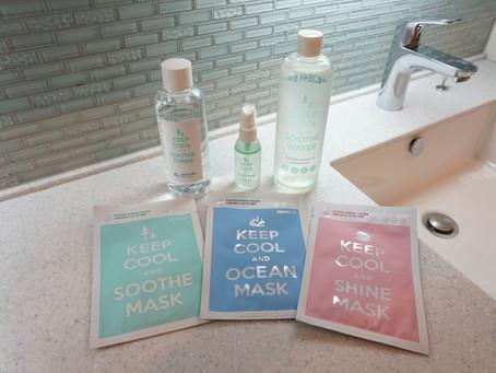 Keep Cool Korean Beauty Brand Review