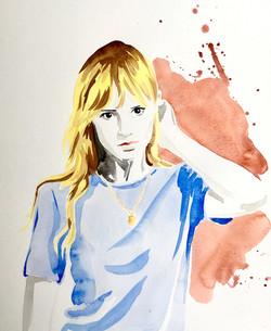 Angèle Portrait