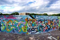 graffiti tigre