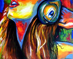 peinture live