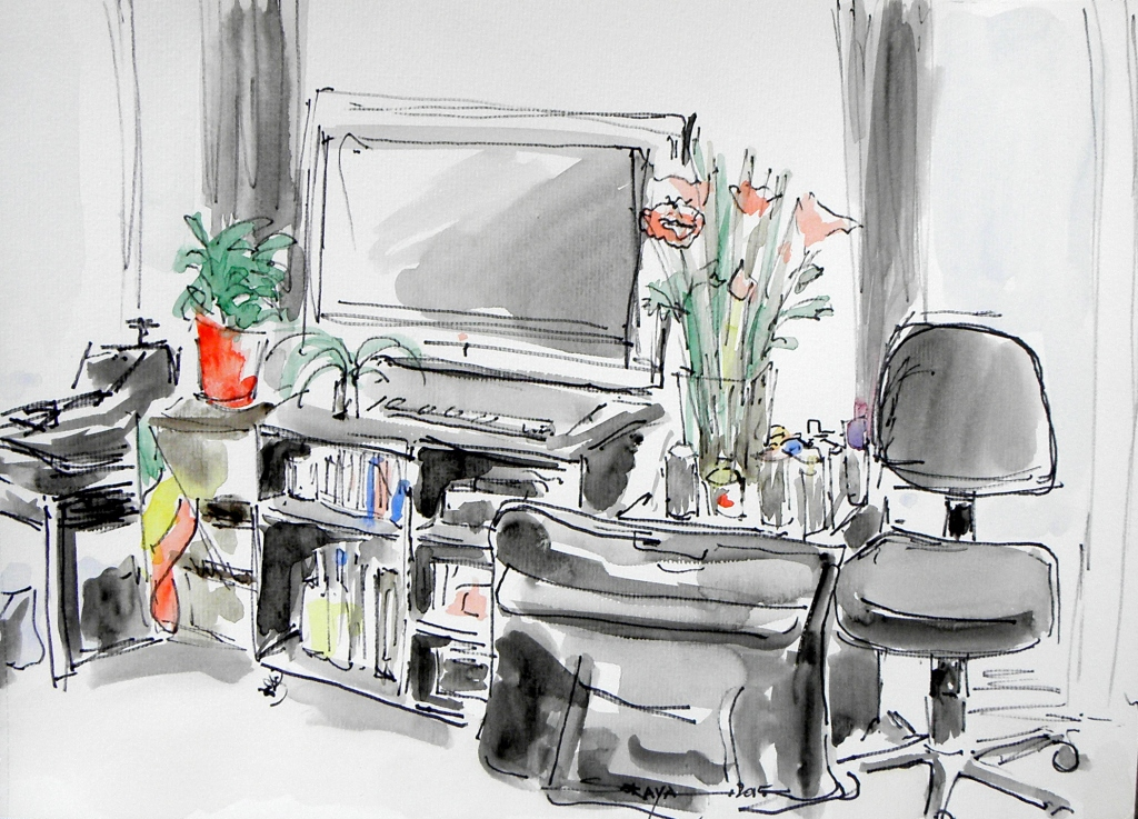 Salon-Intérieur