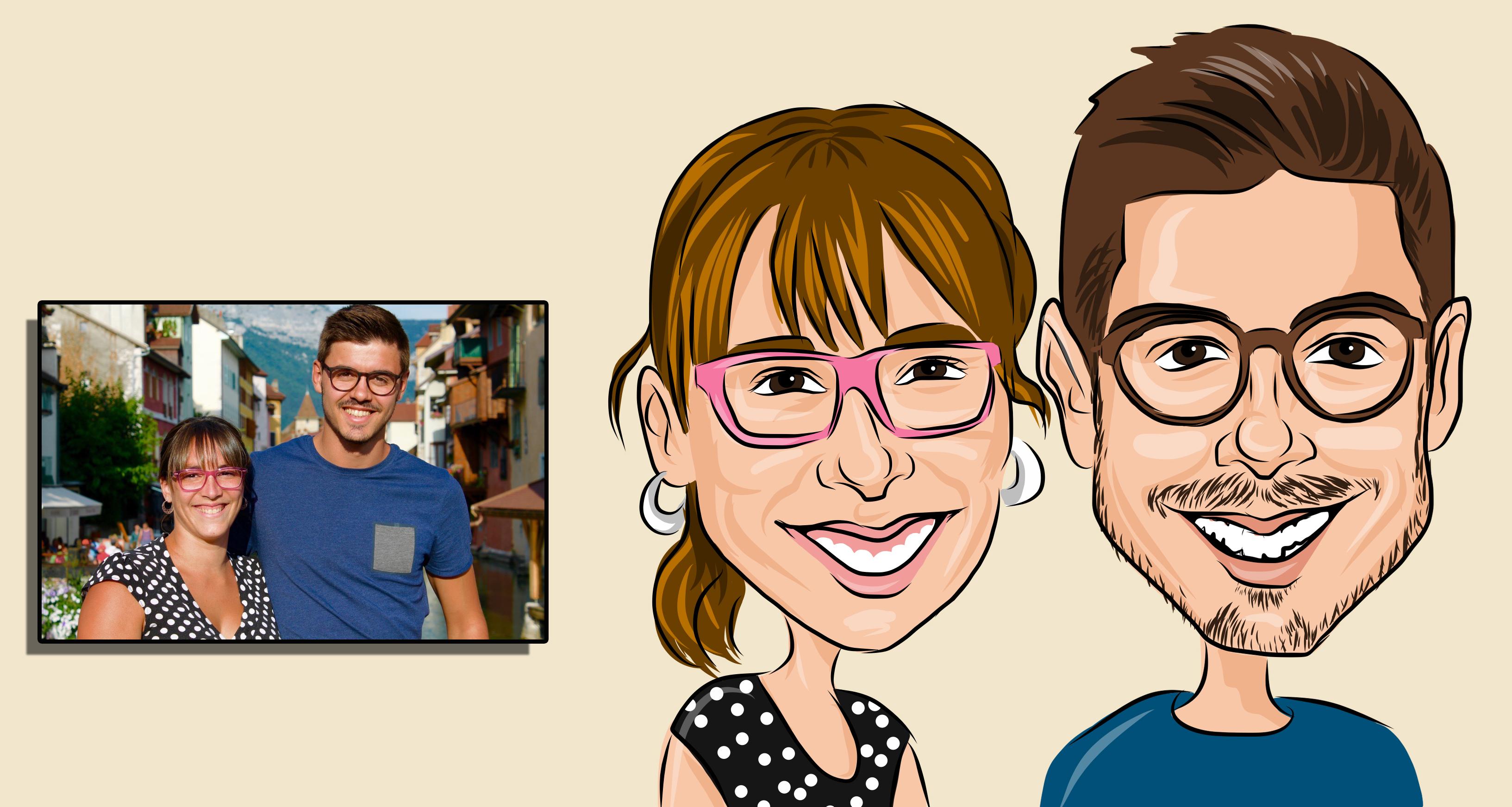 Caricatures - Dessin 1_2 copie