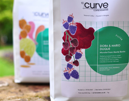 Curve Coffee Roastery