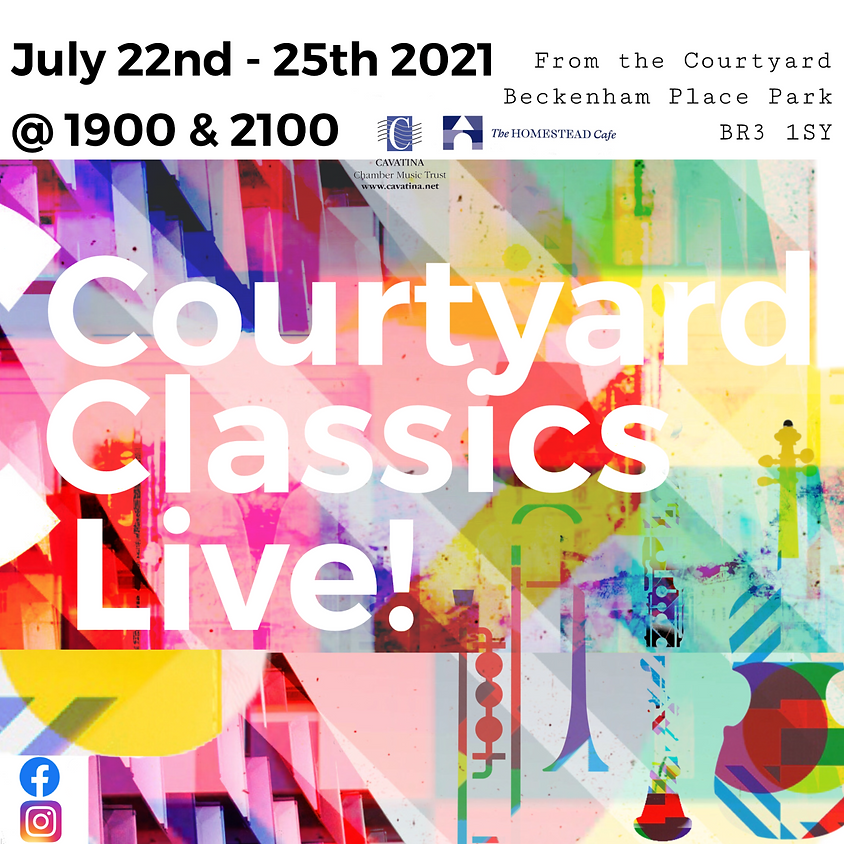 Courtyard Classics Live day 2