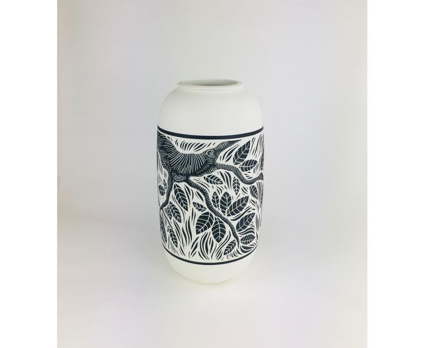 "Petit vase ""branches"""