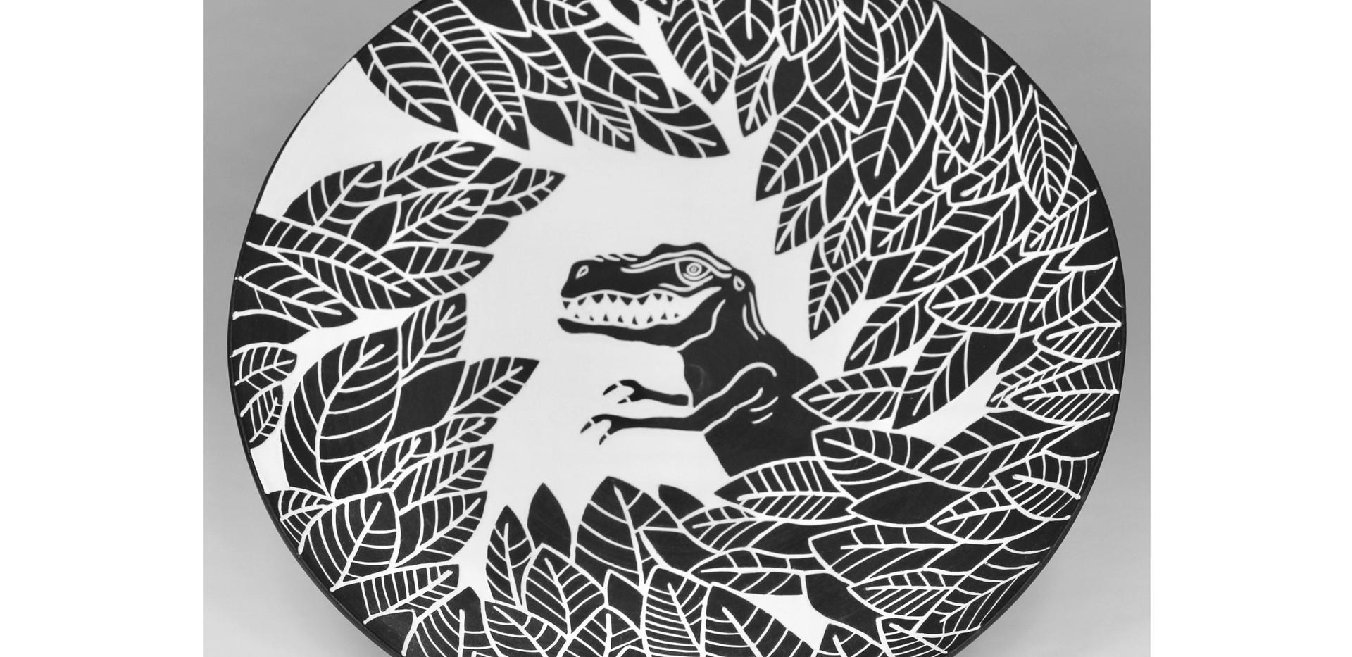 Calebasse T-Rex