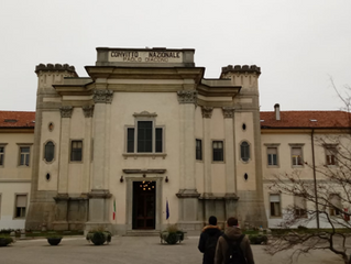 SECOND MOBILITY IN ITALY: Ciao Cividale de Friuli