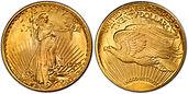 United States 20 Dollars Gold Bullion.jp