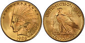 United States 10 Dollars Gold Bullion.jp