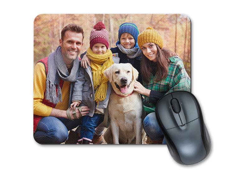 Mousepad Moosgummi
