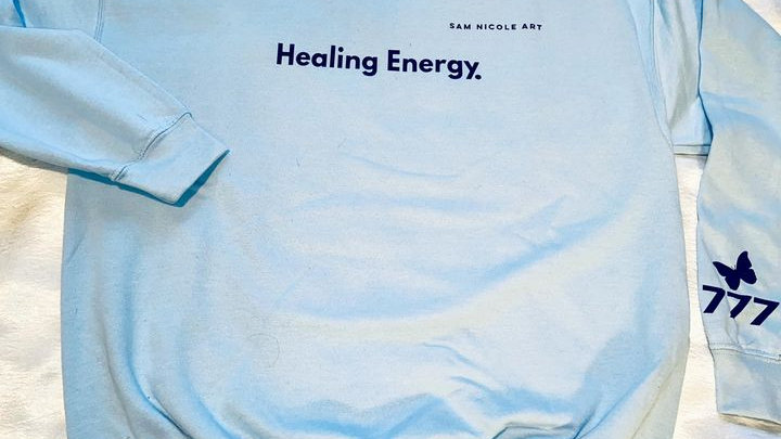 Healing Energy Crewneck