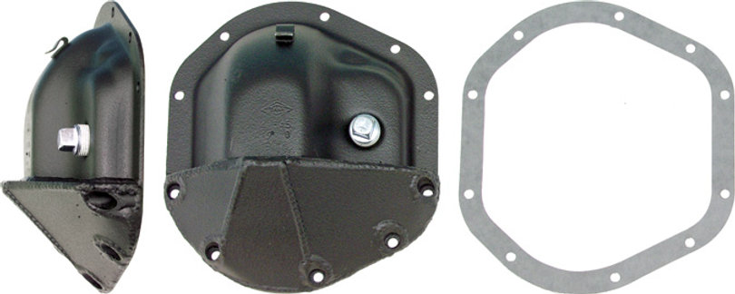 RAMPED HD COVER FOR DANA 44 FRONT DIFFERENTIAL | leadfoot