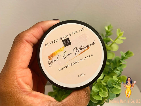 GOT'EM WHIPPED BODY BUTTER