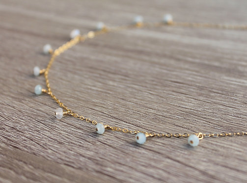 Gentle Water Necklace