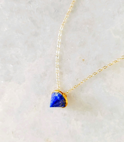 Dipped Point Necklace
