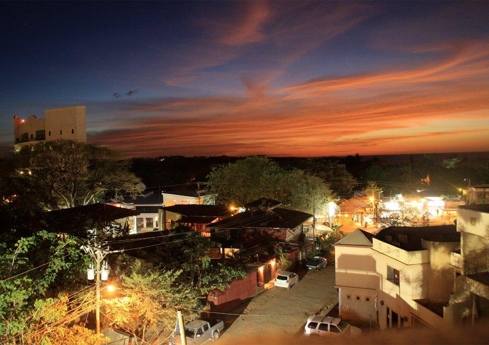 Tamarindo  Noche Pueblo