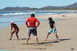 Leccion Surf -Surf Lesson
