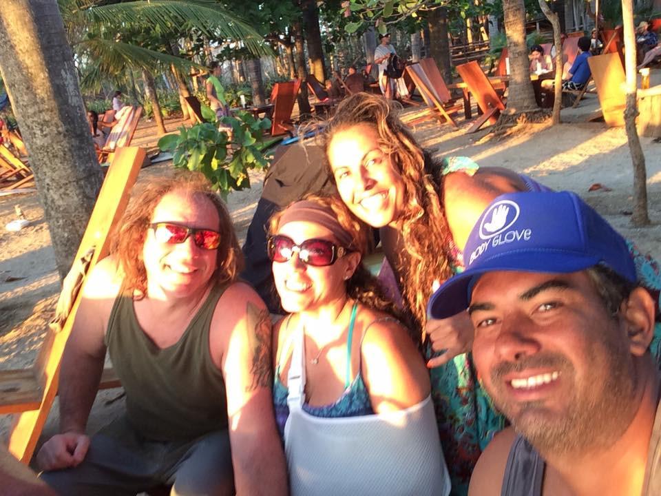 Playa Avellanas 2016