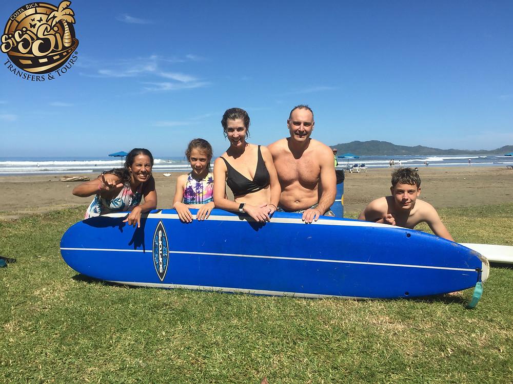 Tamarindo Family Vacation