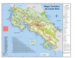 Tamarindo Costa Rica Mapa SiSiSi Transfers & Tours Costa Rica