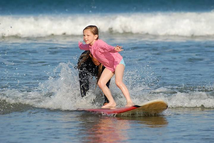 Surf Lleson