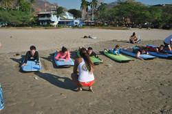 Principiantes Surf Camp